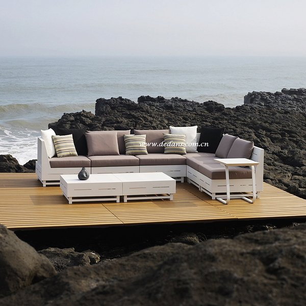 Dedans 户外家具 铝系列沙发组合