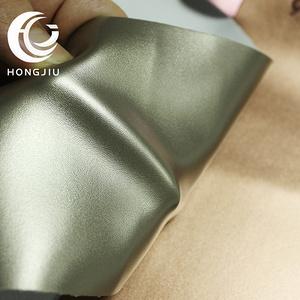 廠家直銷柔軟四面彈細紋PVC人造革 家具沙發箱包家裝軟包皮革面料