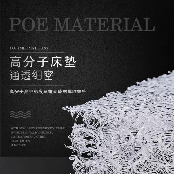 3D高分子材质空气纤维填充材料