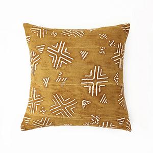 非洲泥染布抱枕