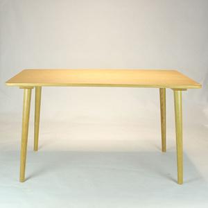 北歐全實木餐桌椅組合家用小戶型現代簡約原木日式長方型6人飯桌 T505