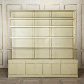 LI-S16-12-139 书柜 欧式书柜