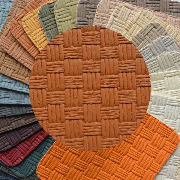 编织纹皮革765Q系列Woven Pattern PU Leather