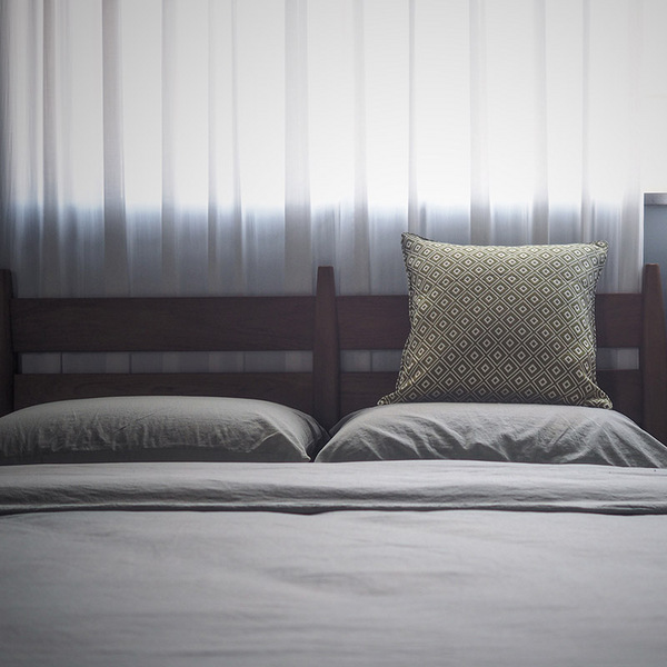 一屿家居 菱形抱枕腰枕