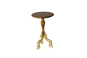LI-SH20-13-248 欧式 复古 小圆桌