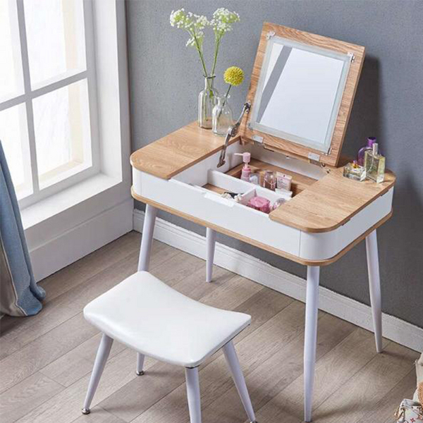 New simple design antique dressing table for bedroom