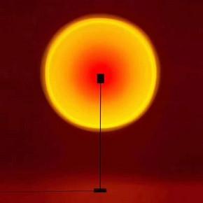 网红日不落灯具 落地灯 来自夕阳的色调
