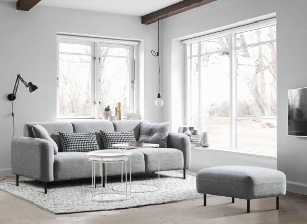 现代简约沙发