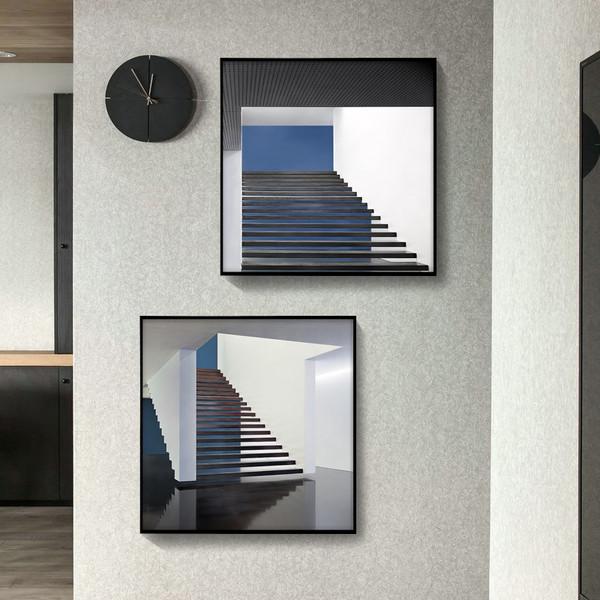 现代简约抽象装饰画
