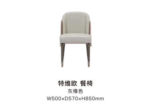 特维欧餐椅