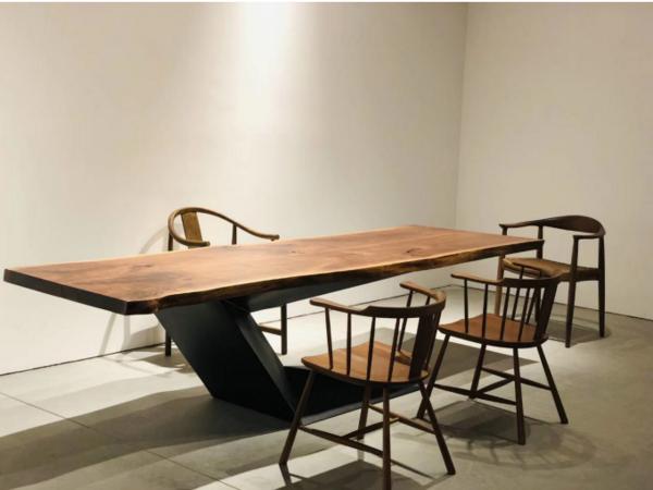 实木大板桌茶桌