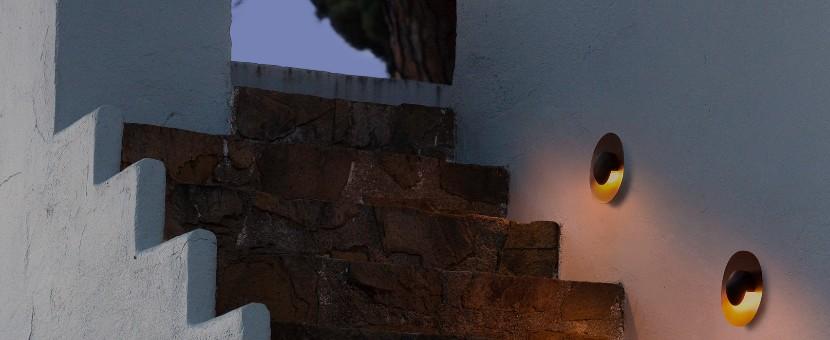 Marset designs Ginger C outdoor lights