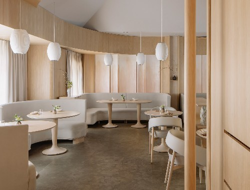 Back to nature: Resturant LUNAR in Shanghai by SÒ STUDIO