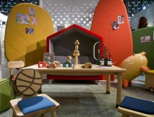 Opportunities for children's furniture are in the sinking market