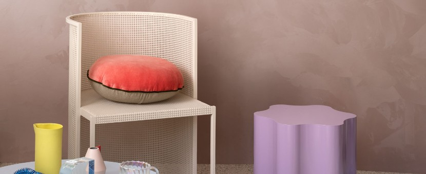 HAYMES awakens the senses with the latest colour library.