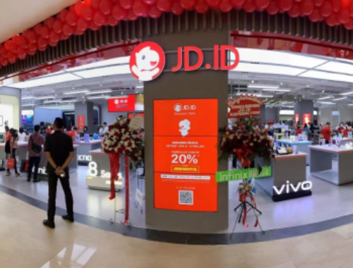JD Indonesia offline Super Sports Store officially launched, covering categories such as home furnishings and 3C