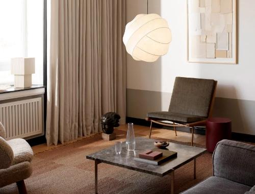 Broberg & Ridderstråle designs Turner pendant light for Pholc