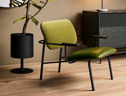 Method lounge chair by Blu Dot among new products