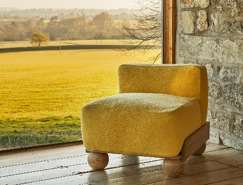 British designer FRED RIGBY reveals debut furniture collection-everyday